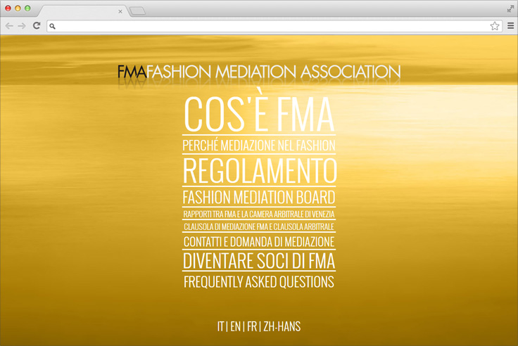Fashion mediation association