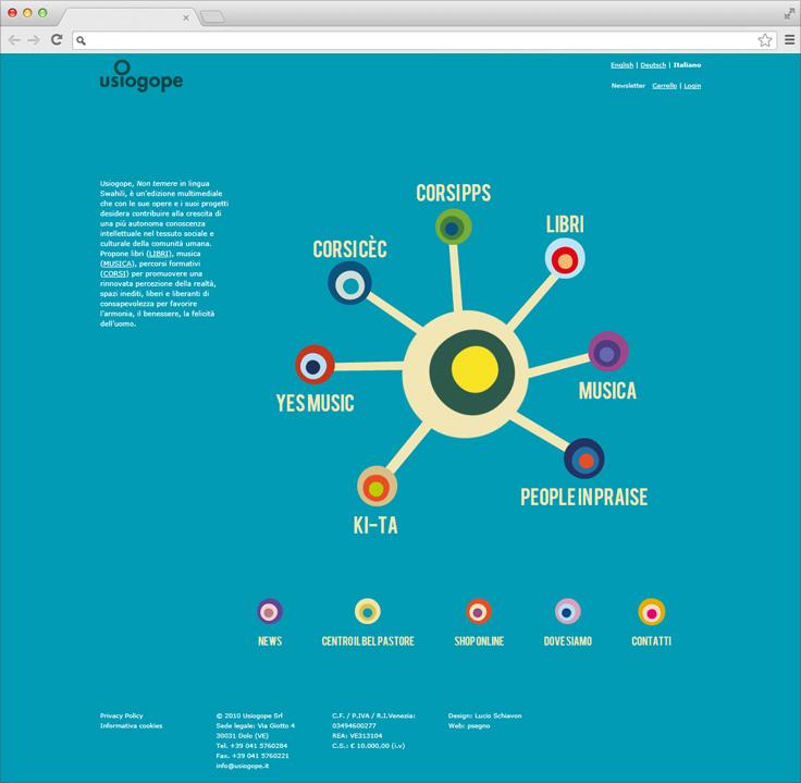 Usiogope Calendario.Lavori Psegno Grafica Web Design Web Agency Siti Web